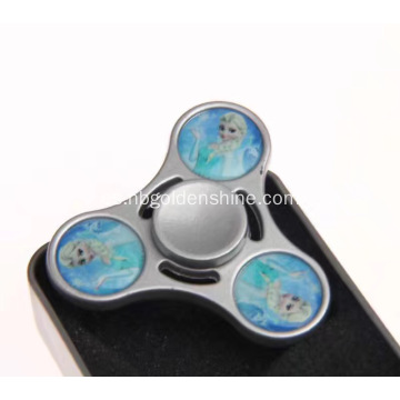 Spinner de metal de Disney